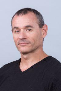 יורם קראוס מייסד ומנכל חברת SMS